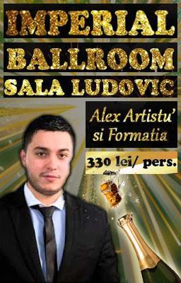 Oferta Revelion 2017 Imperial Ballroom