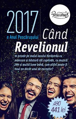 Revelion 2017 Restaurantul Pescarus