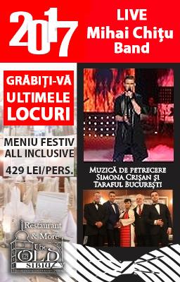 Oferta Revelion 2017 Old Sibiu