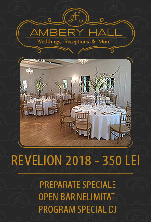 Revelion 2018 Ambery Hall