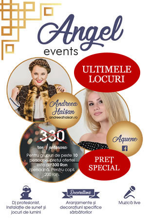 Oferta Revelion 2018 Angel Events