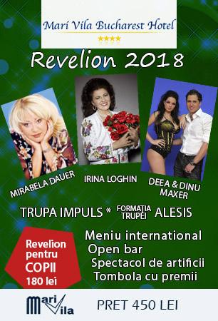 Revelion 2018 Mari Vila Hotel