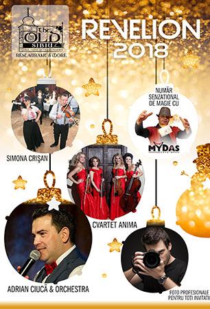 Revelion 2018 Old Sibiu