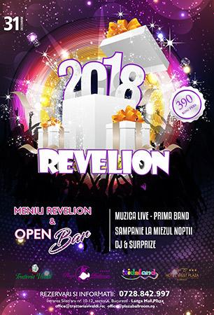 Oferta Revelion 2018 Plaza Ballroom
