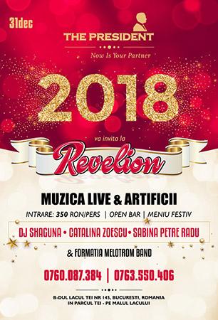 Revelion 2018 Piano Ballroom