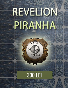 Revelion 2019 Club Piranha