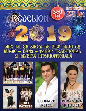 Revelion 2019 Simposio Events