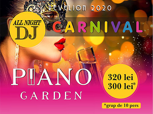 Oferta Revelion 2019 Piano Ballroom