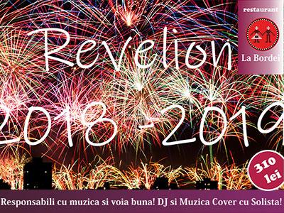 Revelion Bucuresti 2020 la  La Bordei