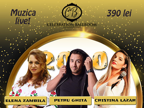 Revelion Bucuresti 2019 la  Celebration Ballroom