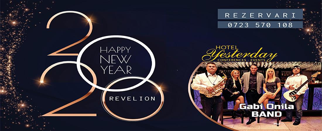 Oferta Revelion 2018 Hotel Yesterday