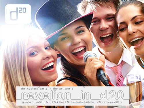 Revelion Bucuresti 2020 la  D20 Urban Bistro