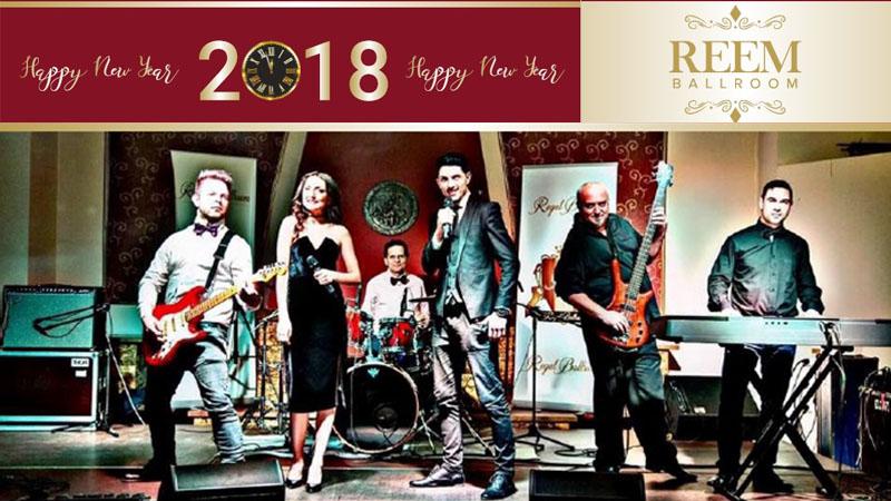 Oferta Revelion 2018 Reem Ballroom