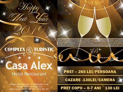 Revelion Bucuresti 2020 la  Complex Alex Snagov