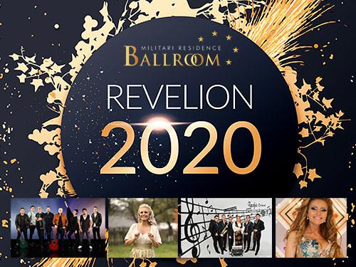 Revelion Bucuresti 2020 la  Militari Residence Ballroom
