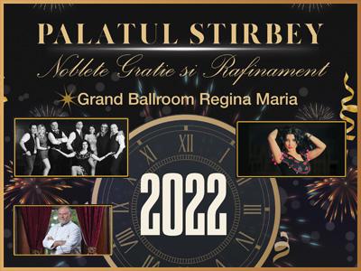 Revelion 2019 Domeniul Stirbey