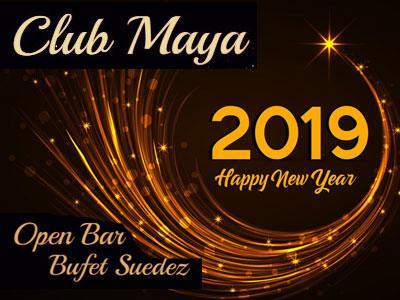 Revelion Bucuresti 2020 la  Club Maya