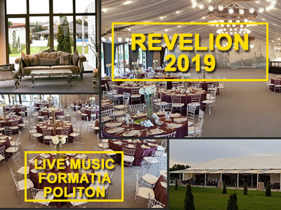 Oferta Revelion 2019 Bon Bon Club & Events