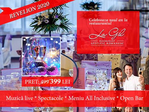 Oferta Revelion 2019 Restaurant La Gil