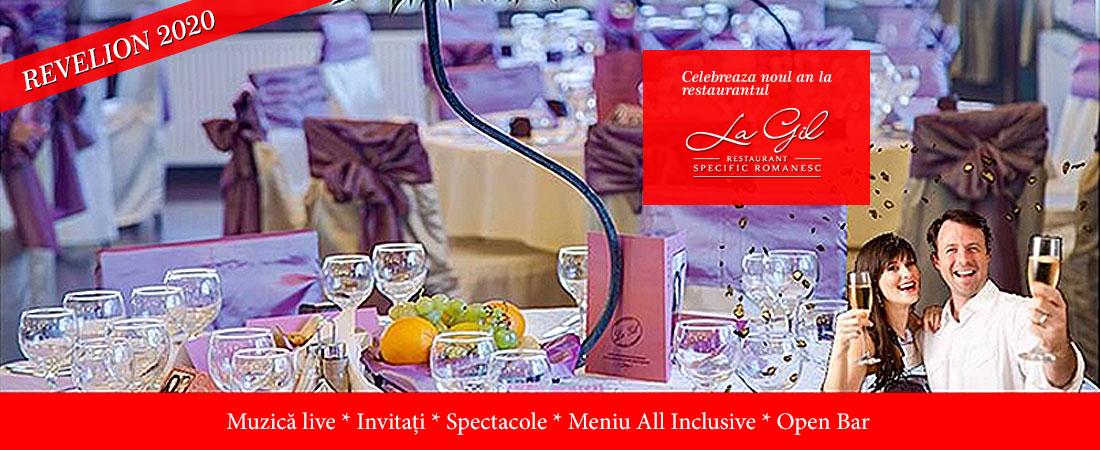 Oferta Revelion 2018 Restaurant La Gil