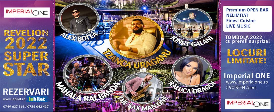 Oferta Revelion 2018 Imperial Ballroom