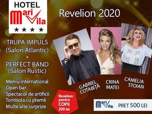 Oferta Revelion 2019 Mari Vila Hotel