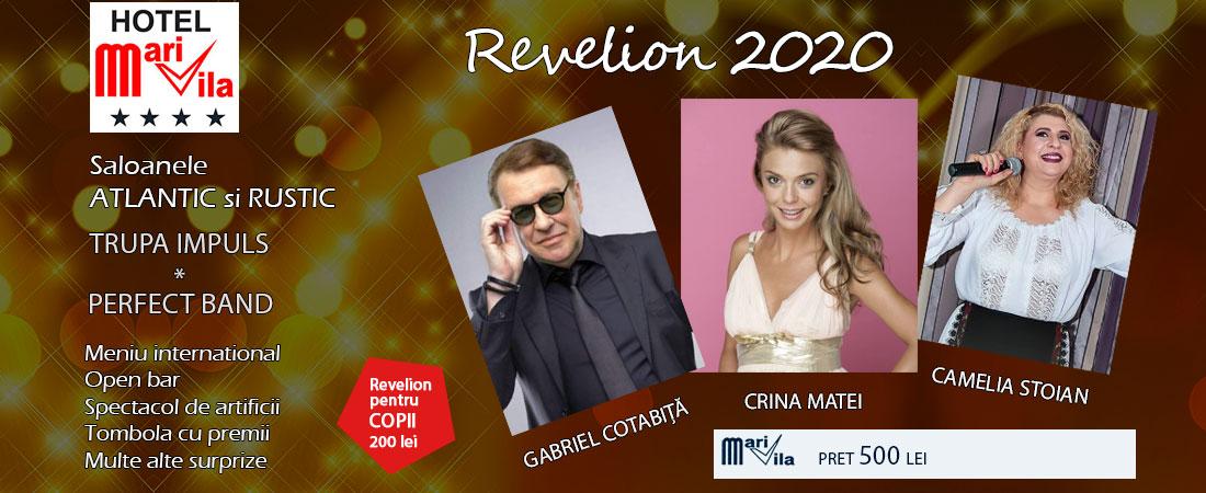 Oferta Revelion 2018 Mari Vila Hotel