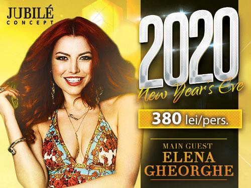 Revelion Bucuresti 2020 la  Jubile Concept