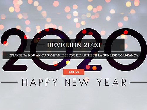 Revelion Bucuresti 2019 la Restaurant Sunrise