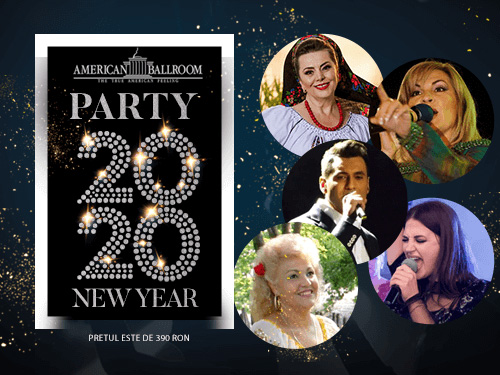 Oferta Revelion 2019 American Ballroom