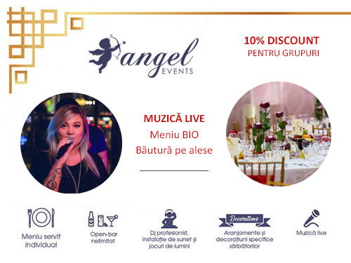 Oferta Revelion 2019 Angel Events