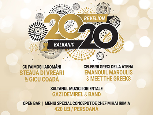 Oferta Revelion 2019 Simfonia Ballroom